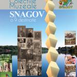 Broșura cu prezentarea celor 7 teme din cadrul Colecției Muzeale Snagov