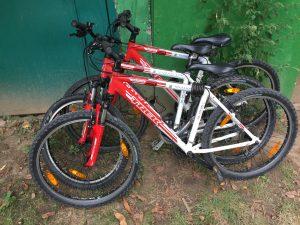 """(detalii) > Biciclete MTB TREK 3600 de 26"""" (opțional: cască / pompă / lacăt)"""