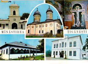[1960] Mănăstirea Țigănești