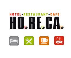 HoReCa : Hoteluri + Restaurante + Cafeteria