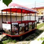Trenuleț de vacanță (18 locuri) = TiTiCar