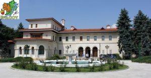 Palatul Snagov (post 1986 - după ultima extindere / re-amenajare)