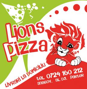 Pizza Lions (și nu numai) + Livrări la domiciliu